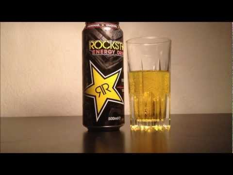 Rockstar - Energy Drink Review