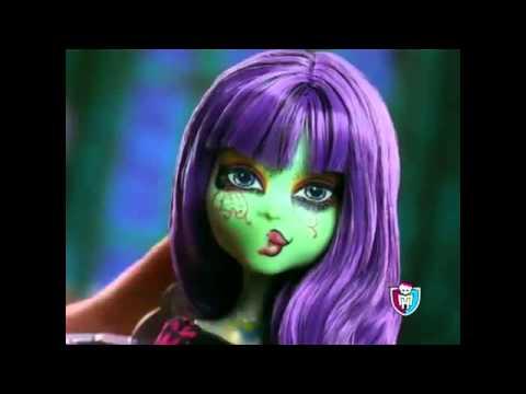 Создай свою куклу Монстр Хай !!!