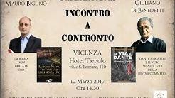 """Giuliano Di Benedetti """"Dante Alighieri e il vero significato della Divina Commedia"""