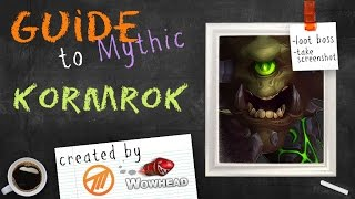 Kormrok Mythic Guide by Method