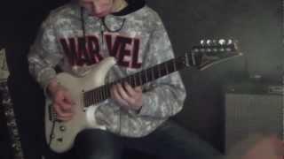Струнодер 2.0 - Ibanez JS-2400 Joe Satriani Sugnature