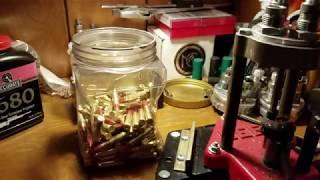 My Lee Auto Drum Powder Measure Leaks Fine Powders