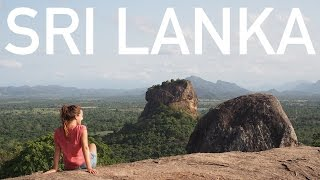 TRAVEL MOVIE | 12 dagen Backpacken in Sri Lanka • Azië