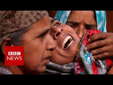 Kashmir's violent year - BBC News