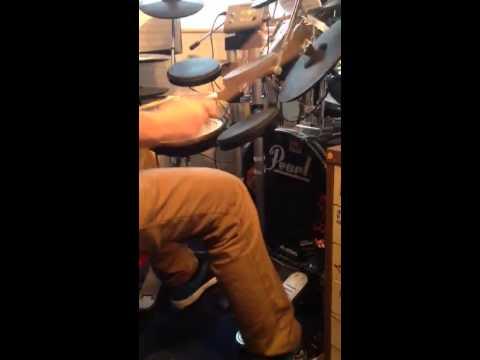 Stuart Croucher Drum Tuition   Linear Solo