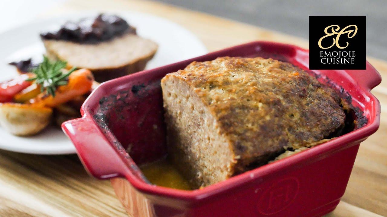 ミートローフ | Meatloaf recipe