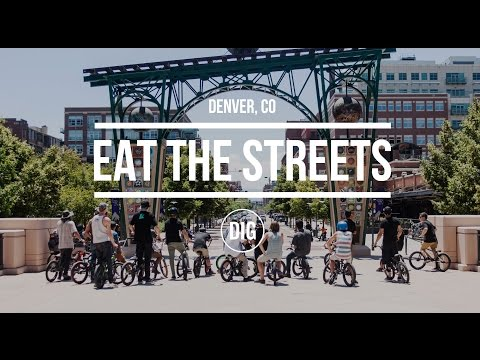 Eat The Streets 2015 - Denver BMX Jam