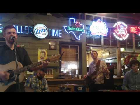 Pat Byrne - Darkness at the edge of town - Gruene Hall 1/12/19 #1