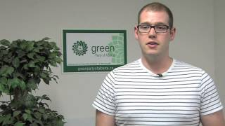 Baixar Channel6.ca News - 2015 Candidate Profile - Ben Dubois - Red Deer South Green Party