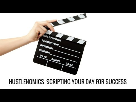 How to Write for Money -  Script Your Day For Success
