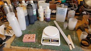 Resin Casting - Polyurethane vs Polyester Resin