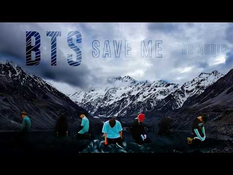 BTS (방탄소년단) - Save Me | 8D Audio || Dawn Of Music ||