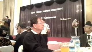 remarks by u htay oo vice chairman of usdp party