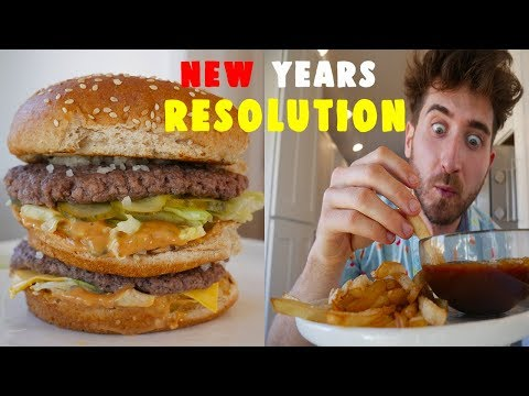 Making McDonald's Best Items and Breaking My FAST FOOD ADDICTION