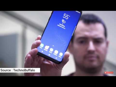 Купить копию Samsung Galaxy S8 Plus Midnight Black или просто Samsung S8 Galaxy Видео обзор