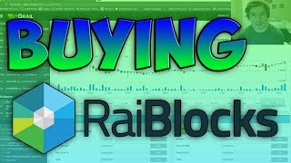 RaiBlocks Cryptocurrency How To Buy (XRB Coin)