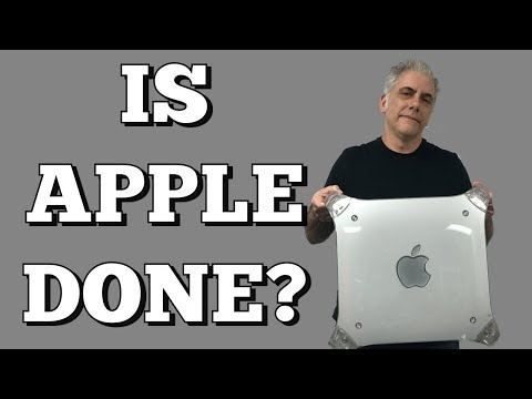 Apple: It's Good If You Like CRAP