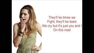 katelyn tarver love me again lyrics