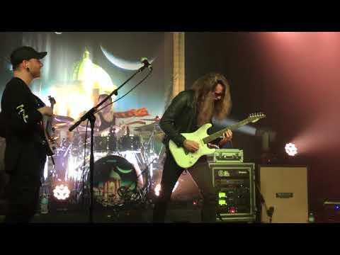 Intervals v. Nick Johnston v. Jason  Richardson Improv Guitar Battle *LIVE* @ The Masquerade