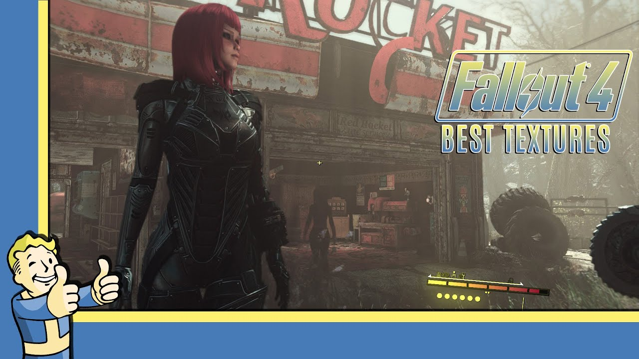 Download Fallout 4 in 2021 - MM Aesthetics (20GB) Best Textures