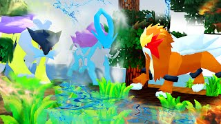 "Minecraft Pixelmon - ""LEGENDARY MYSTERY?"" - Pixelmon Roleplay - (Minecraft Pokemon Mod) Part 1"