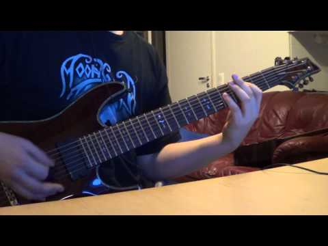Eternal Tears of Sorrow - The River Flows Frozen guitar cover
