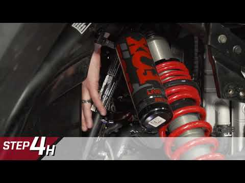 VIDEO: Installing a Winch with Rapid Rope Recovery on an XP