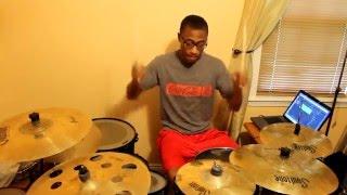 Strive x A$ap Ferg ft Missy Elliot x Drum Cover x Jeffery Wayne II x Day 3 x 12 Days