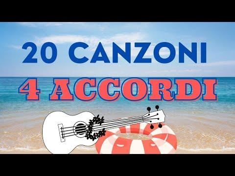 20 Canzoni con 4 Accordi - Ukulele da spiaggia