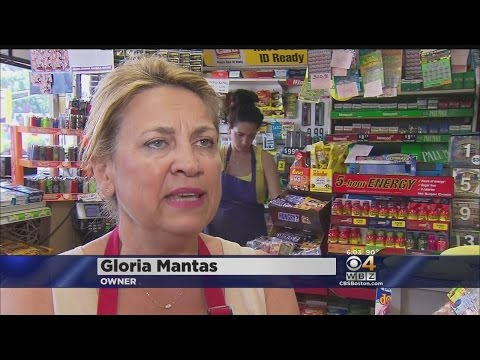 Flash Mob Robbery Caught On Video In Roslindale Store