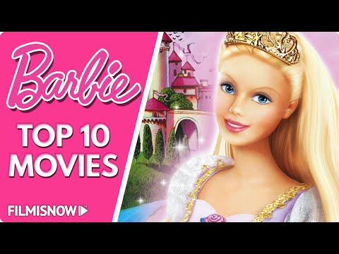ANOTHER TOP 10 BARBIE MOVIES | Which One Is Your Favorite?