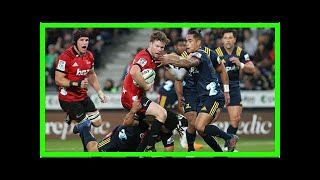 Breaking News | Queensland Reds lose 18-15 to Highlanders in Super Rugby: scores, highlights, video