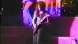 metallica live new york 1986 con cliff 6/6