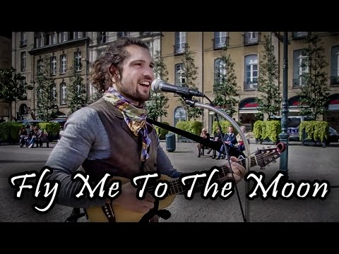 Fly Me To The Moon - Frank Sinatra [Cover] by Julien Mueller