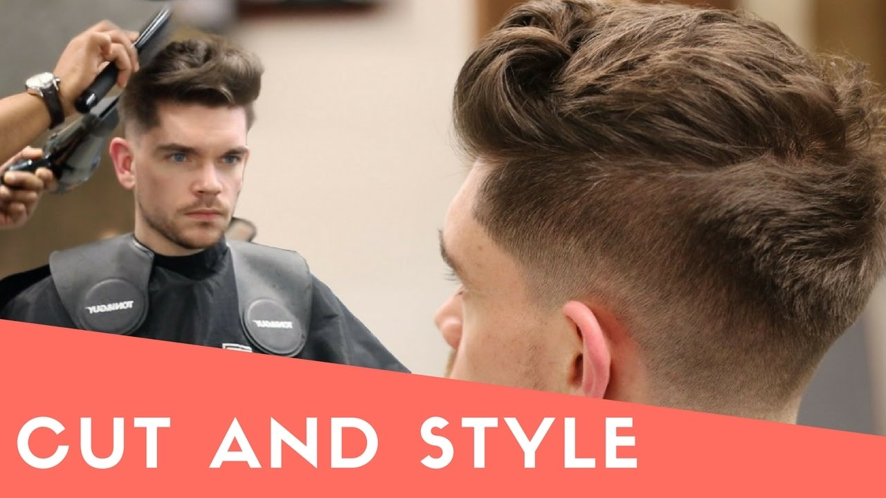 10 best hairstyles for men 2017-2018 | 10 amazingly simple