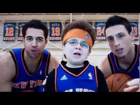 Go NY Go(With Me and the NY Knicks)