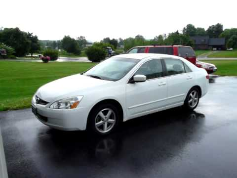 2005 honda accord ex l 2 4l i vtec youtube. Black Bedroom Furniture Sets. Home Design Ideas