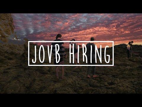 JOVB | Editing job application