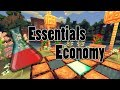 EssentialsEco: Essentials Economy - Best Economy Plugin for Bukkit