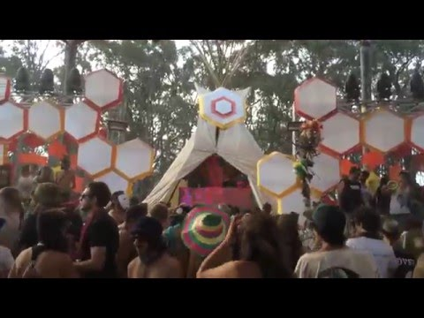 Major 7 -  The Old Monsters (Astrix) LIVE @ Earthcore 2015