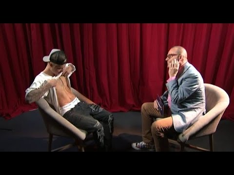 Justin Bieber interview for Radio Live with Paul Henry | Auc