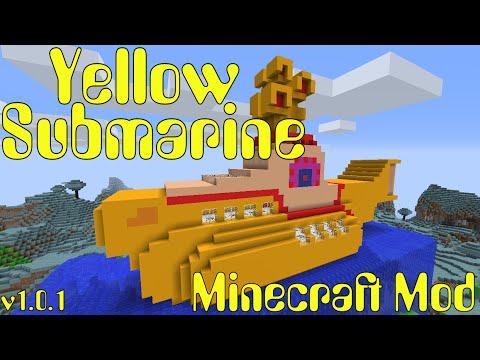 Yellow Submarine Mod - Walkthrough [v1.0.1 Update]
