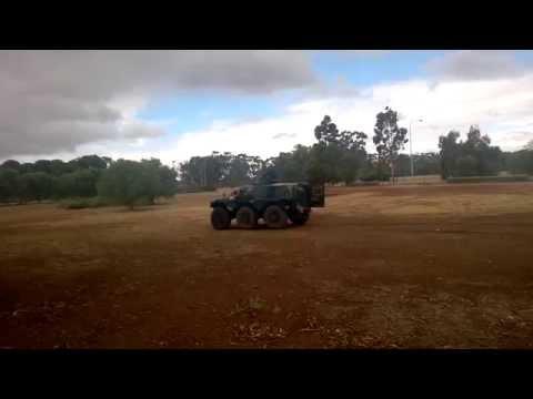 A Quick Saracen Drive