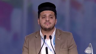 Urdu Nazm by Rana Mahmoodul Hassan at Jalsa Salana UK 2016