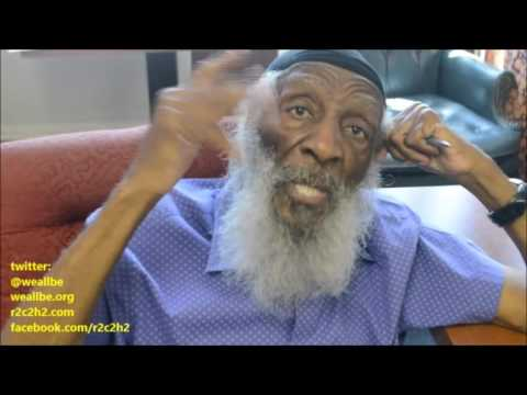 Play Time's Over 2016: New Dick Gregory (Full INterview)