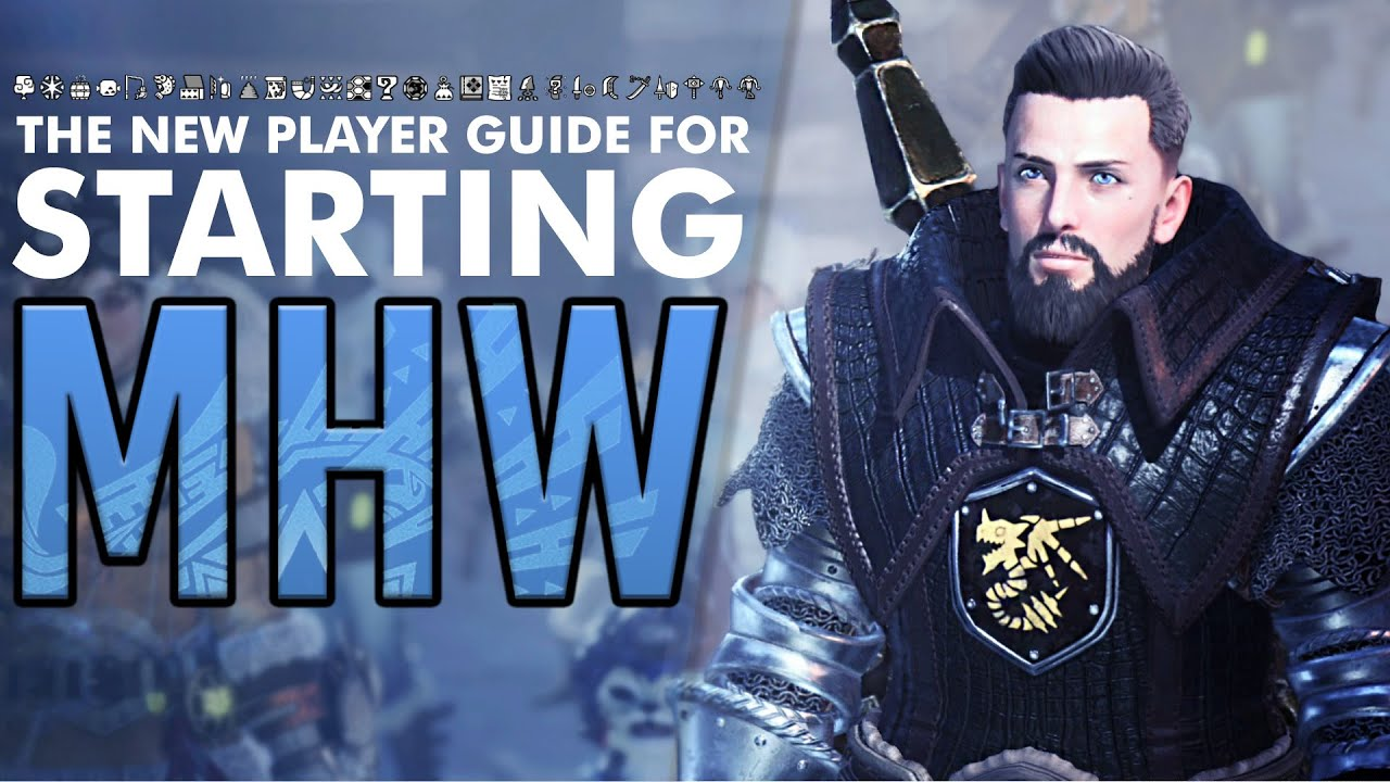 Monster Hunter World: Iceborne - Ultimate Guide for New Players   30+ TIPS thumbnail