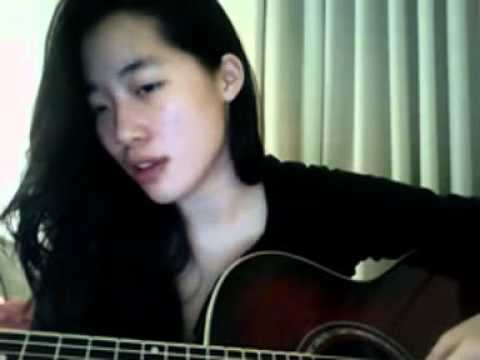 Ali Shan De Gu Niang - Chinese Mountain Song (Acoustic Cover)