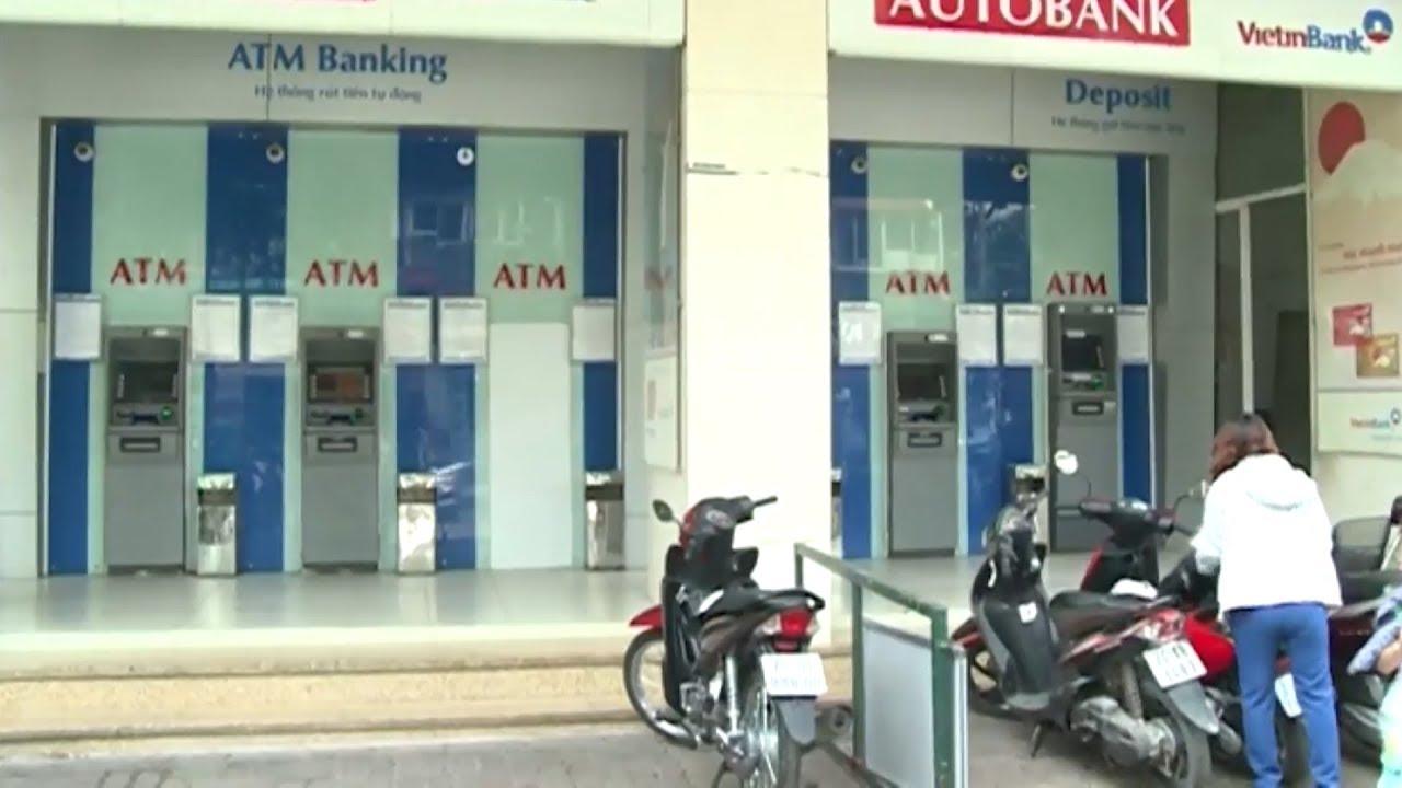 Nhịp sống kinh tế: Ngân hàng Nhà nước – Không để ATM hết tiền Tết Kỷ Hợi 2019