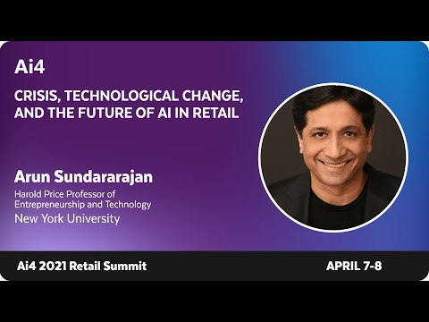 Crisis, Technological Change, and the Future of AI in Retail