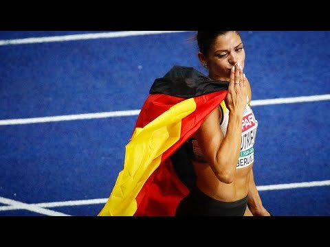 Pamela Dutkiewicz-Germany's Top Hurdler